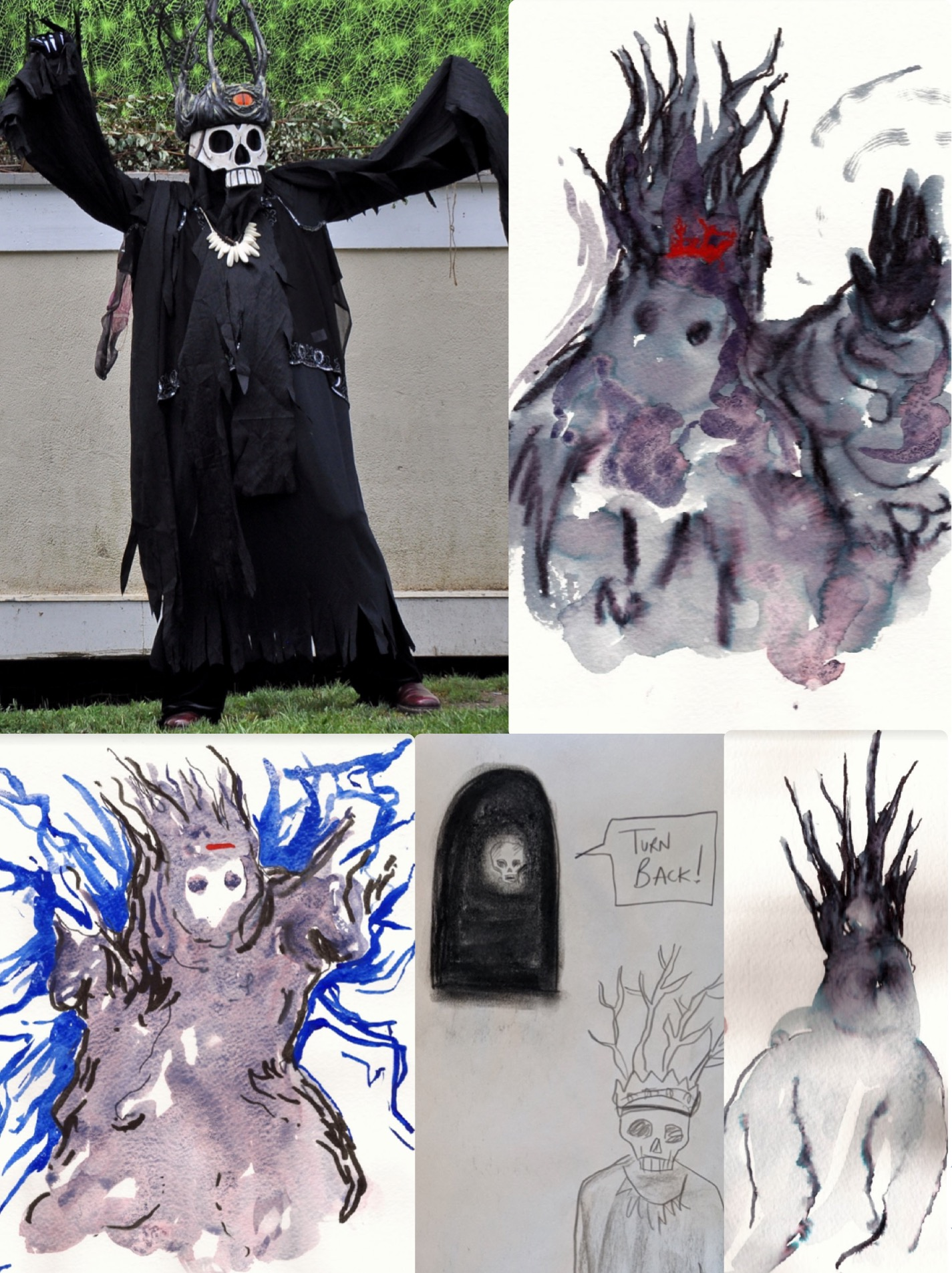 Life drawing_Lich
