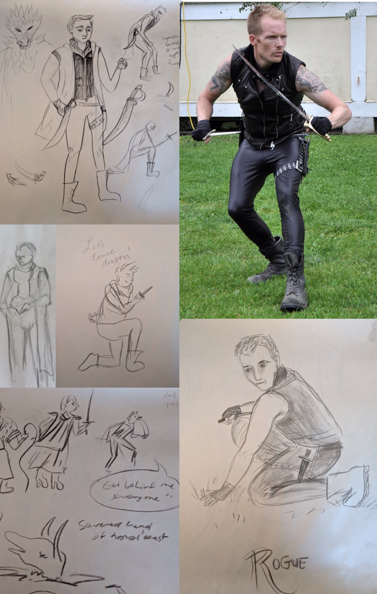 Life drawing_Rogue