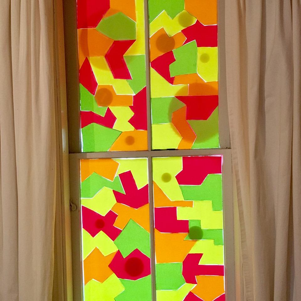 From My Window Art Challenge